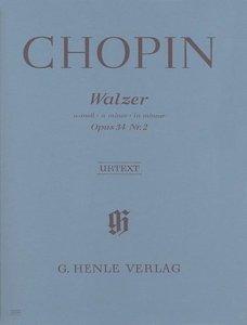 Walzer a-moll op. 34,2