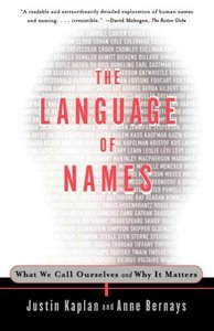 The Language of Names