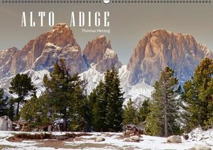 Herzog, T: ALTO ADIGE (Wandkalender 2015 DIN A2 quer)