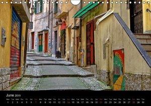 Liguria - Italian Riviera (Wall Calendar 2015 DIN A4 Landscape)