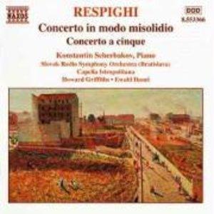 Concerto In Modo Misolidio