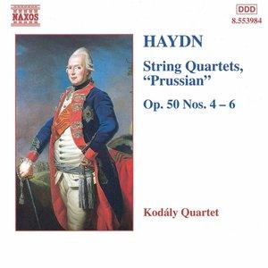 Preussische Quartette op.50,4-6