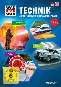 Was ist Was DVD-Box 3-Technik