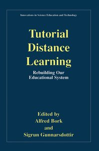 Tutorial Distance Learning