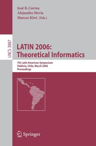 Latin 2006 Theoretical Informatics
