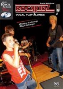 Rockkidz Vocal Play-alongs