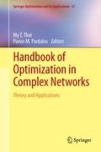 Handbook of Optimization in Complex Networks