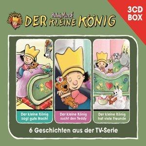 DER KLEINE KÖNIG - 3-CD HÖRSPIELBOX VOL.1