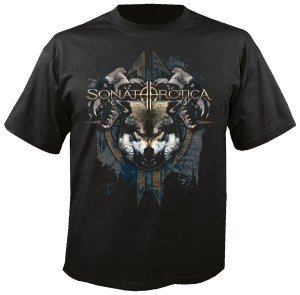 Wolfhead T-Shirt L Black