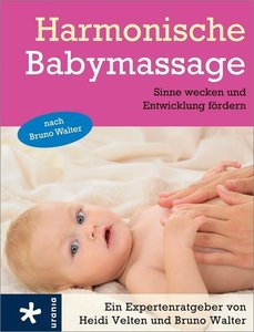 Harmonische Babymassage