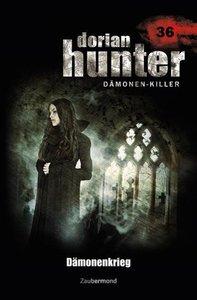 Dorian Hunter 36. Dämonenkrieg
