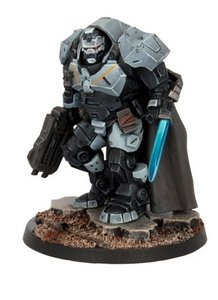 Heidelberger MG322 - Deadzone Enforcer Captain