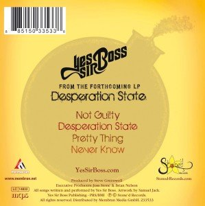 Desperation State EP