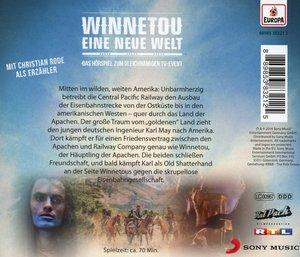 Winnetou 1: Eine neue Welt (Hörspiel zum TV-Event)