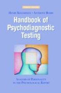 Handbook of Psychodiagnostic Testing