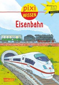 Pixi Wissen, Band 28: VE 5 Eisenbahn