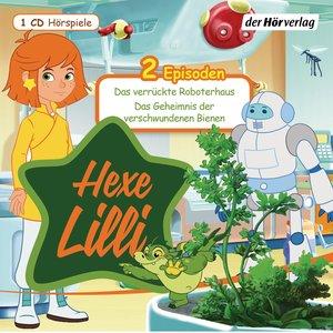 Hexe Lilli: Das verrückte Roboterhaus & Das Geheimnis der versch