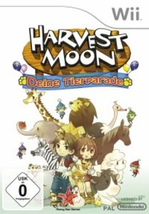 Harvest Moon - Deine Tierparade - Software Pyramide