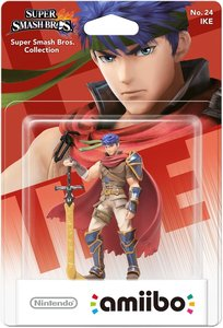 Amiibo Super Smash Bros. Collection - No. 24 IKE