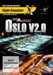 Flight Simulator X - Mega Airport Oslo v.20