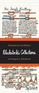 Blackstock's Collections Notepads