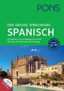 PONS Der große Sprachkurs Spanisch