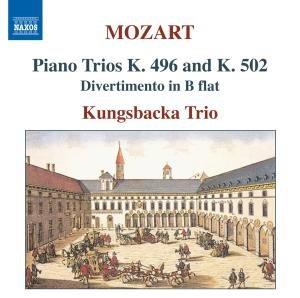 Klaviertrios K.496+K.502