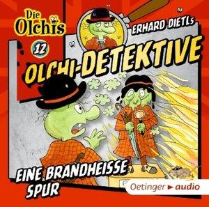 Olchi-Detektive 12 - Eine brandheiße Spur (CD)