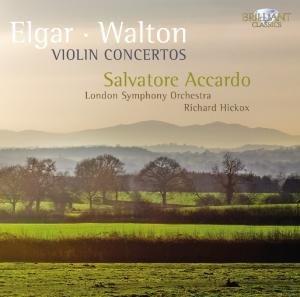 Elgar/Walton: Violin Concertos