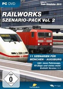 Train Simulator 2015 - Railworks Scenery Pack Vol. 2