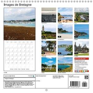 Images de Bretagne (Calendrier mural 2015 300 × 300 mm Square)