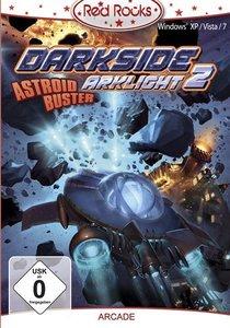 Red Rocks - Darkside Astroid Buster