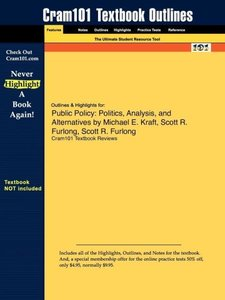 Outlines & Highlights for Public Policy