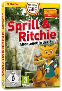 Sprill & Ritchie: Abenteuer in der Zeit (Yellow Valley)