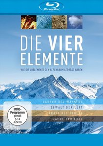 Die vier Elemente-Wie die Urelemente den Alpenra