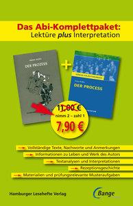 Der Prozess Kafka, F: Prozess - Das Abi-Komplettpaket: Lektüre p