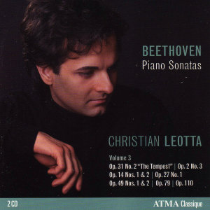 Piano Sonatas,Vol.3