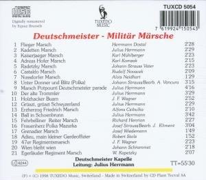 Deutschmeister Militärmärsche