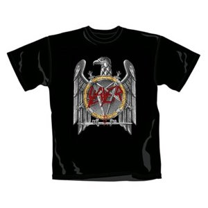 Slayer T-Shirt Silver Eagle (Size L)