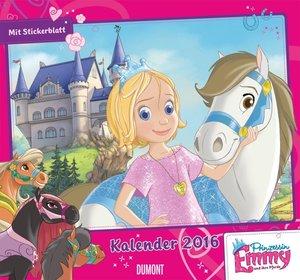 Prinzessin Emmy - Kalender 2016