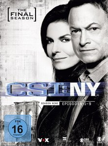 CSI: NY-Season 9.1