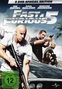 Fast & Furious Five Inkl Giveaway