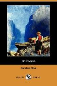 IX POEMS (DODO PRESS)