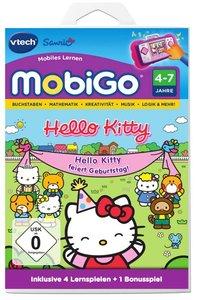 VTech 80-252404 - Hello Kitty: MobiGo Lernspielkassette