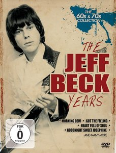 Jeff Beck-The Jeff Beck Years