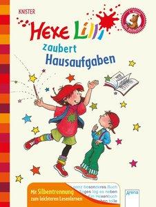 Hexe Lilli zaubert Hausaufgaben