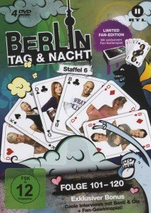 Berlin - Tag & Nacht - Staffel 6. Fan Edition