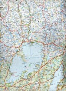 MARCO POLO Länderkarte Schweden 1 : 800 000