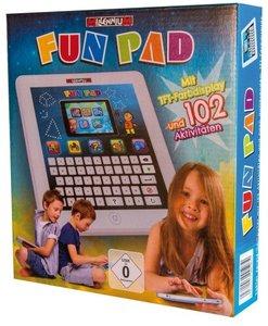 FunPad Tablet-Lern- und Spiele-Computer, Konsole, MILLENNIUM