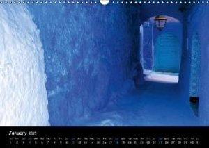 Impressions of Morocco 2015 (Wall Calendar 2015 DIN A3 Landscape